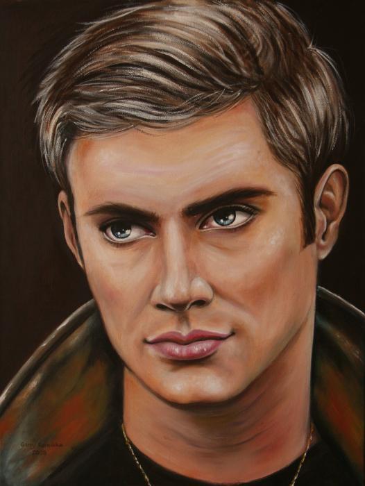 Jensen Ackles by gjr76@hotmail.com
